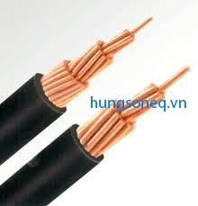 Dây cáp điện Cadisun, cáp đồng treo 1x630 CU/PVC