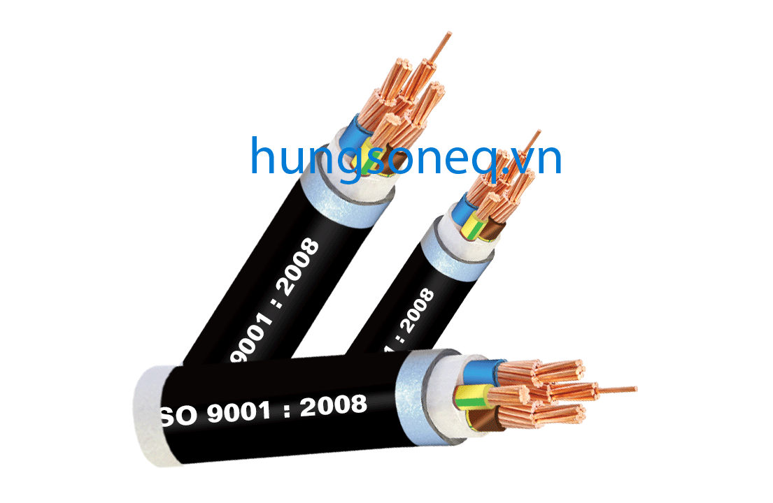Dây cáp điện Cadisun, cáp đồng treo 3x16+1x10 CU/XLPE/PVC