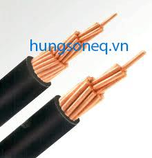 Dây cáp điện Cadisun, cáp đồng treo 1x500 CU/PVC