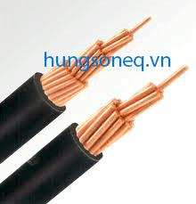 Dây cáp điện Cadisun, cáp đồng treo 1x120 CU/PVC