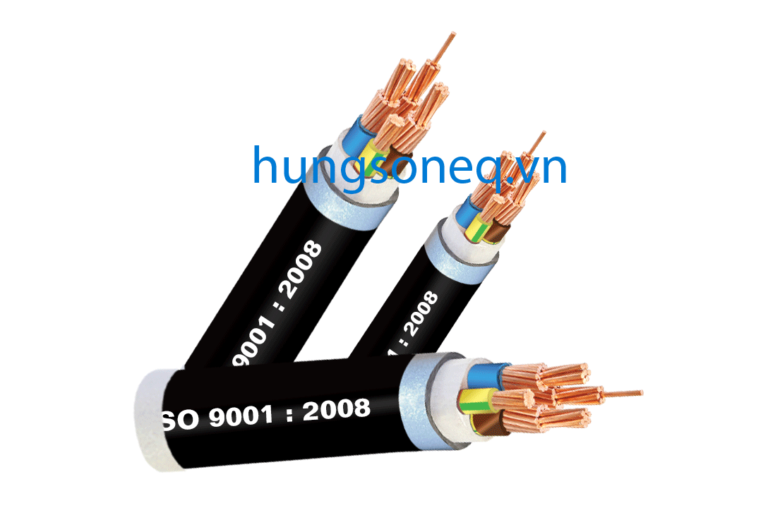 Dây cáp điện Cadisun, cáp đồng treo 3x4+1x2.5 CU/XLPE/PVC